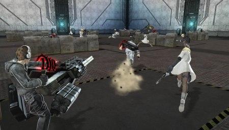Freedom Wars en multi 4 joueurs ou 8 joueurs